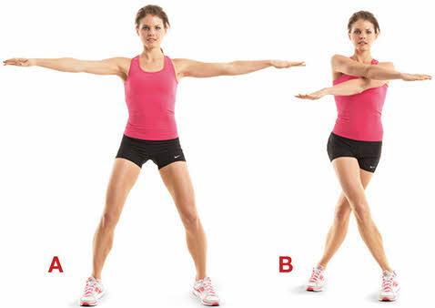 Maigrir des Bras: 6 Exercices pour affiner ses bras en