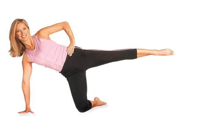 exercices pour maigrir des hanches