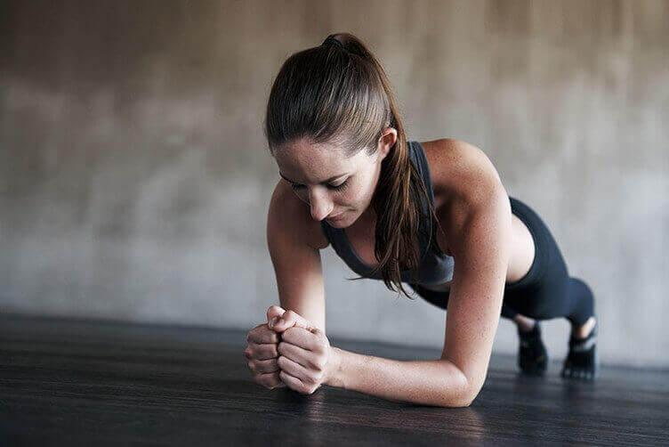 programme fitness femme 3 jour par semaine