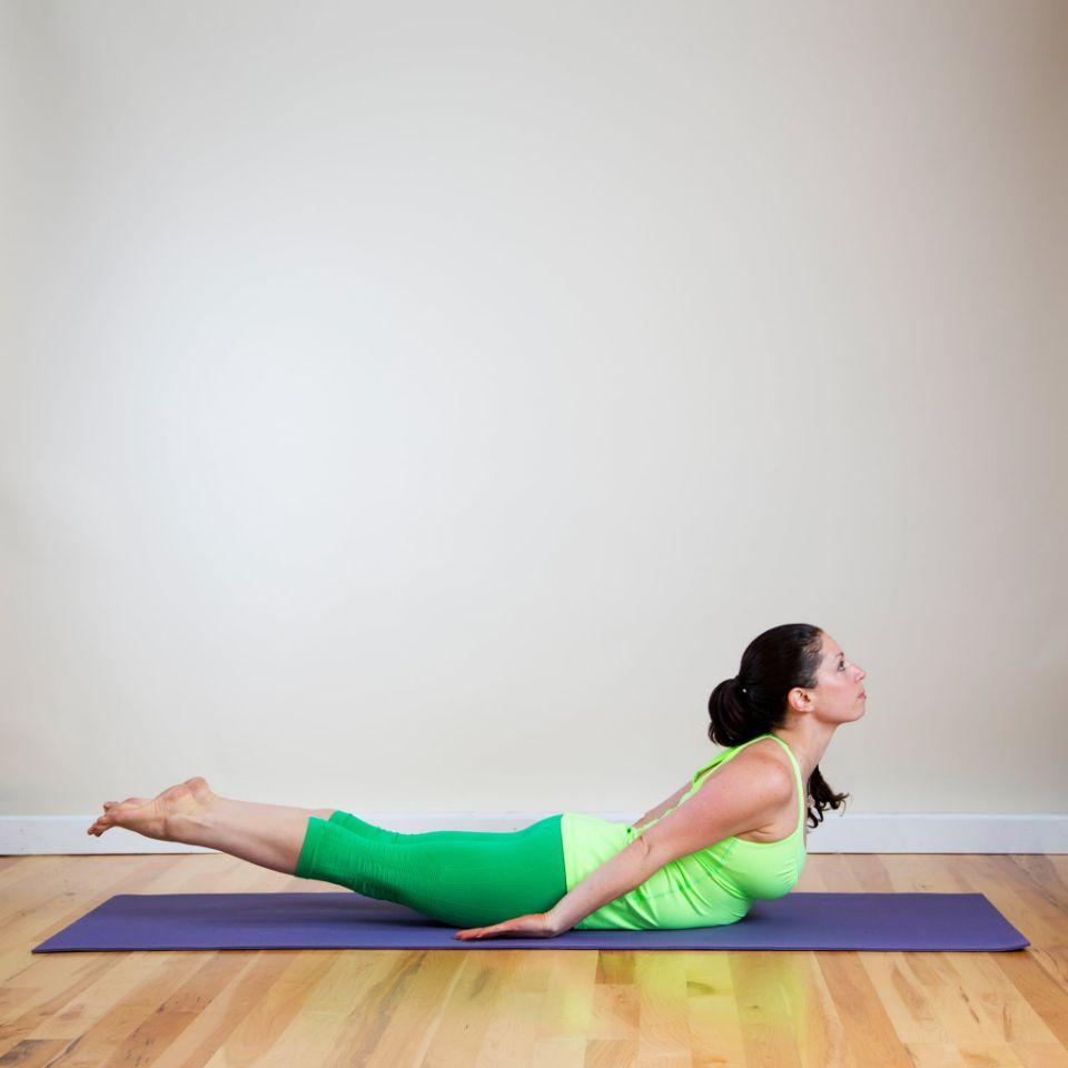 posture yoga Criquet