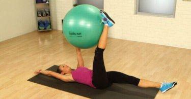 ballon-de-fitness-exercice-gym-avec-swiss-ball