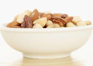 les noix bruleur de graisse